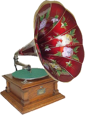 music is life: Gramophone