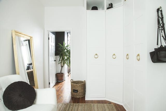 Daaaannnngggg This Dressing Room Is Everything | Einbauschränke und ...