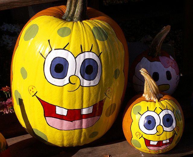 Spongebob Pumpkin Pants by Sister72, via Flickr