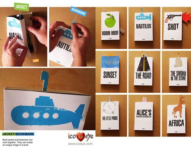 Fun And Creative Bookmark Designs