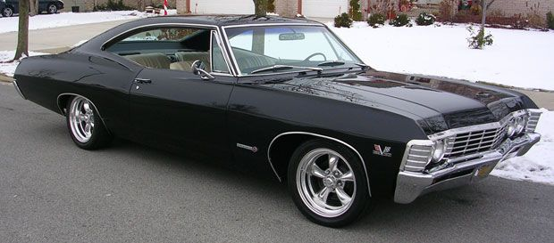 67 chevy impala the car except i want a 4 door i want. Black Bedroom Furniture Sets. Home Design Ideas