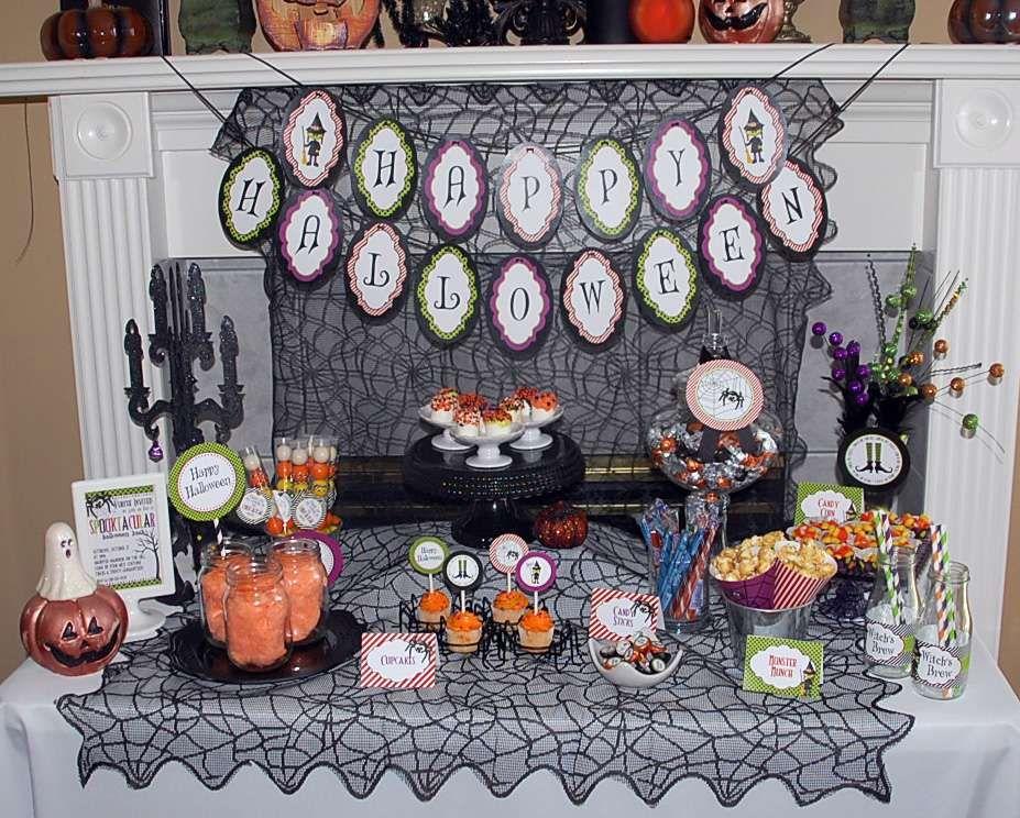 Halloween Halloween Party Ideas Pinterest Halloween parties - fun halloween party ideas