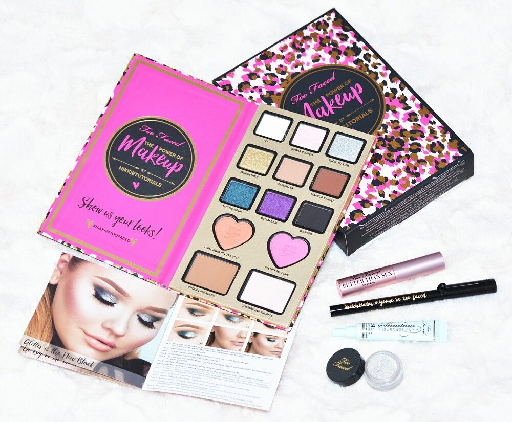 My Makeup Essentials of The Moment 💫 ! Too faced , les