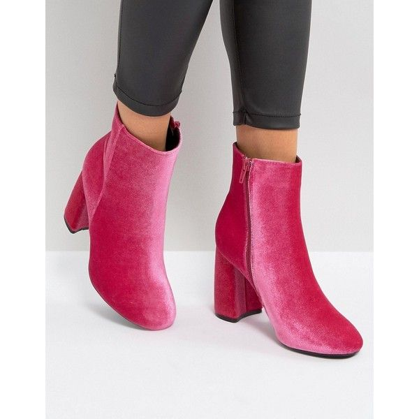 Point Stiletto Boot - Hot pink glitter Truffle CRvhthFYr