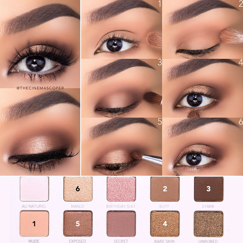 How To Apply Eyeshadow The Right Way-67 Eyeshadow Tutorials Easy to Copy