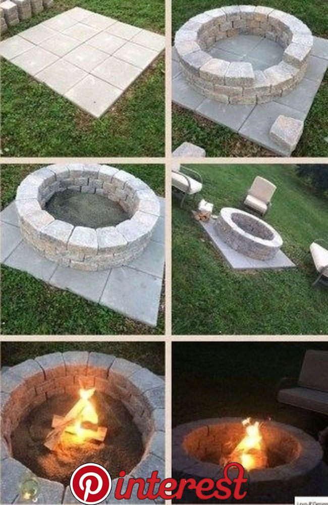 30 Amazing Diy Backyard Fire Pits Design Ideas Besides The Significant Amount Of Outdoor Fireplace Al Garden Pit Landscaping