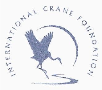 Logo for International Crane Foundation located in Baraboo