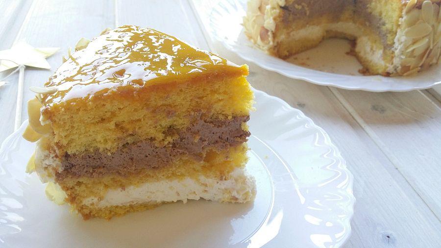 Tarta San Marcos {Día de la Madre} | Cocina