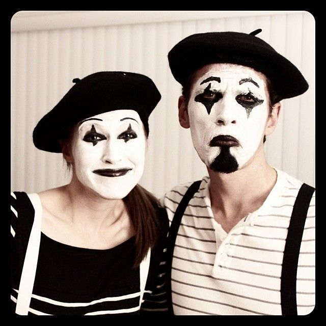 Mime Costumes  sc 1 st  Pinterest & Mime Costumes | Movement Art | Pinterest | Mime costume Costumes ...