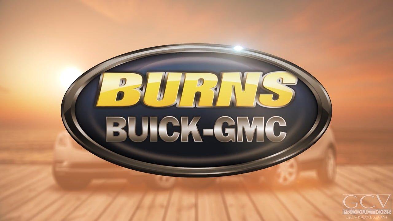 burns buick gmc summer sational commercials pinterest