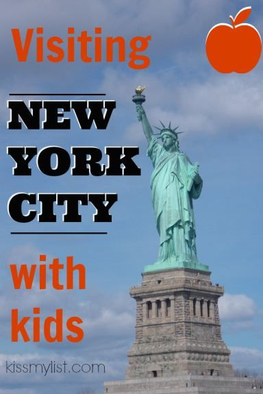 Visiting New York City With Kids: Part Three