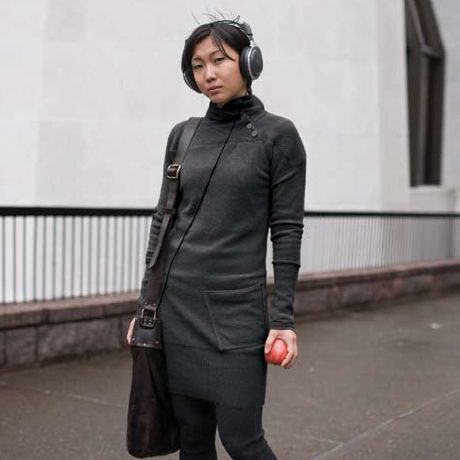 Nau Sweater dress