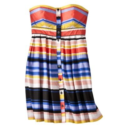 Perfect summer dress to throw on with some neutral sandals.