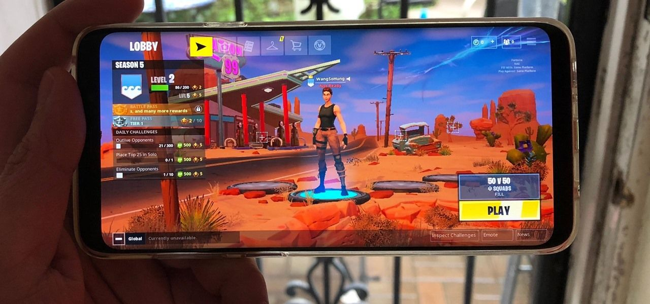 Boost fortnite performance on android by changing these