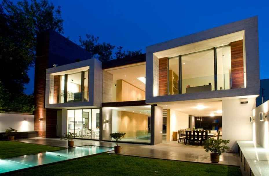 50 Inspiring Examples of Modern Home Design - Airows