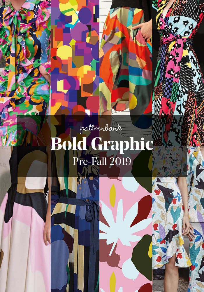 Pre-Fall 2019 Print and Pattern Highlights – Part 2   Patternbank