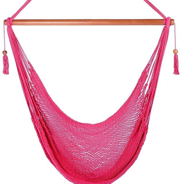 Its quitting time yewwwww. Time for a drink in the hammock. Search 'Pink handmade hammock chair' on dtll.com.au or click on the shopable link in our profile to buy #dtll #downthatlittlelane