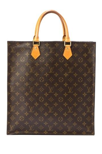 945c9c9ae3bc Vintage Louis Vuitton Sac Plat Tote Bag ( I have this ..made in Paris with  darker leather)