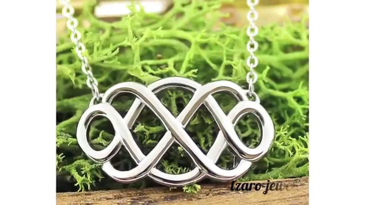 20 off use discount code youtube infinity necklace double infinity necklace double infinity symbol necklace biocorpaavc Choice Image