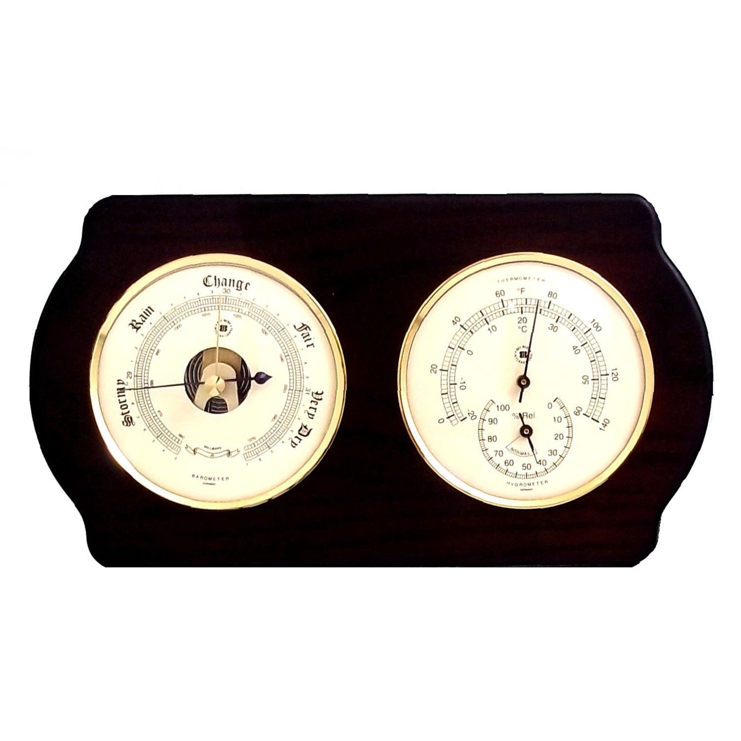 Barometer Thermometer And Hygrometer