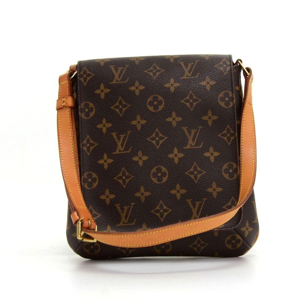 Louis Vuitton Louis Vuitton Musette Salsa Monogram Canvas Shoulder Bag Short Strap Canvas Shoulder Bag Louis Vuitton Shoulder Bag