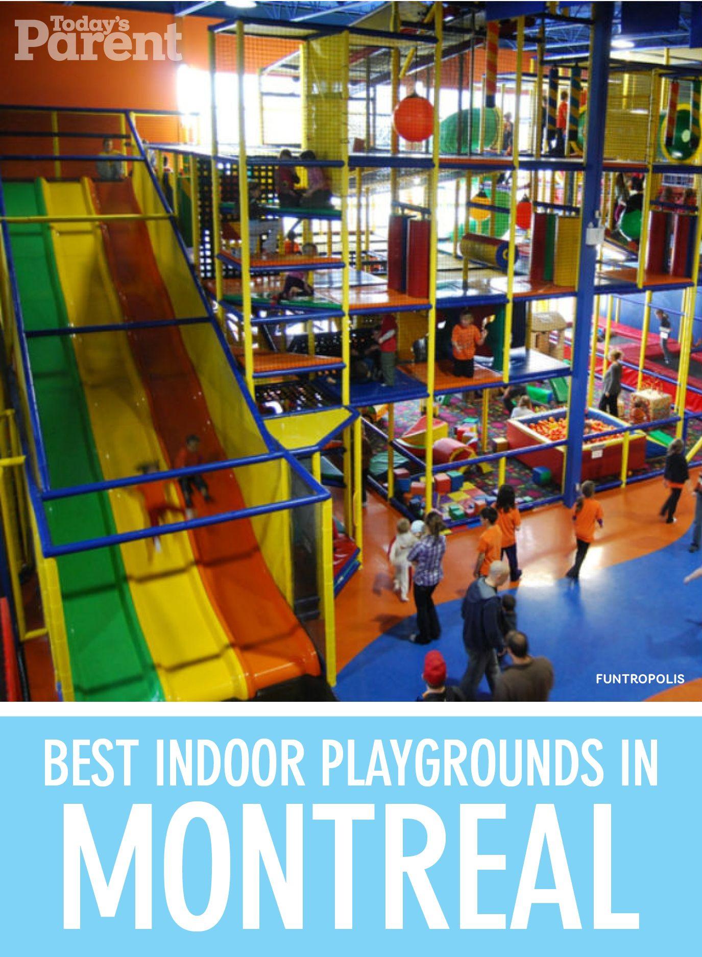 4 Best Indoor Playgrounds In Montreal My Sweet Lili Indoor