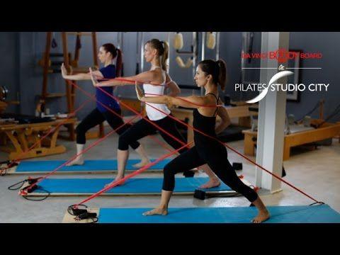 Da Vinci Body Board Pilates Studio All Over Body Workout Bodyboarding