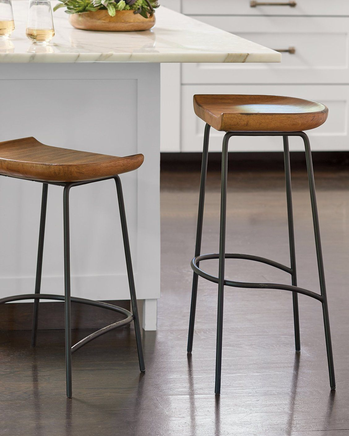 Preston Bar & Counter Stool in 2020 | Modern kitchen ...