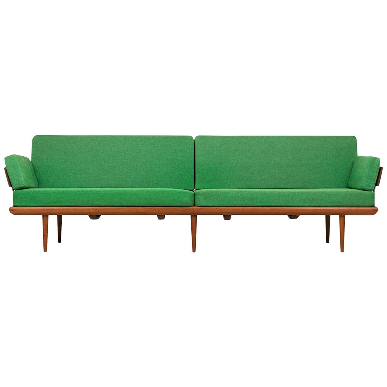 70 inch long sofa table vinyl cushion covers peter hvidt and orla mølgaard nielsen minerva