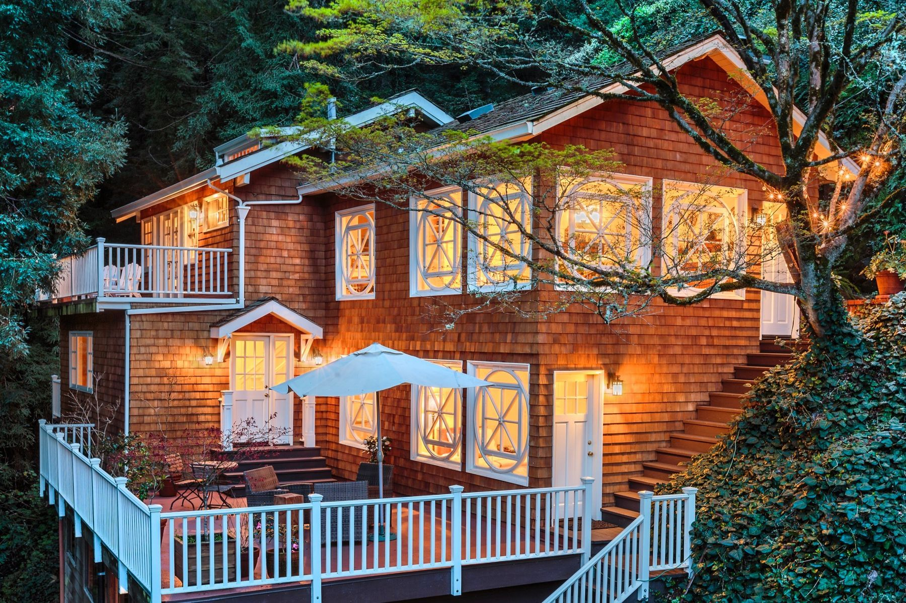Mill Valley Home With Boozy Past And Architectural Salvage Asks 2 048m Architecture Mill Valley Architectural Salvage