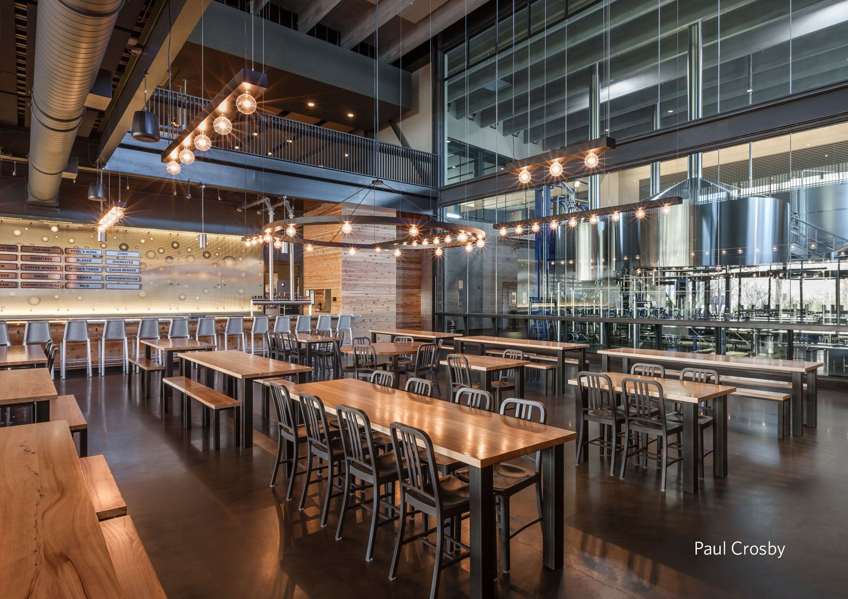 S New Flagship Brewery, Restaurant, And Beer Hall Reflect Design