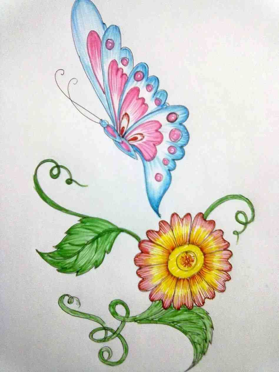 Art Paintings Online Gallery Fabric Painting Flower Painting