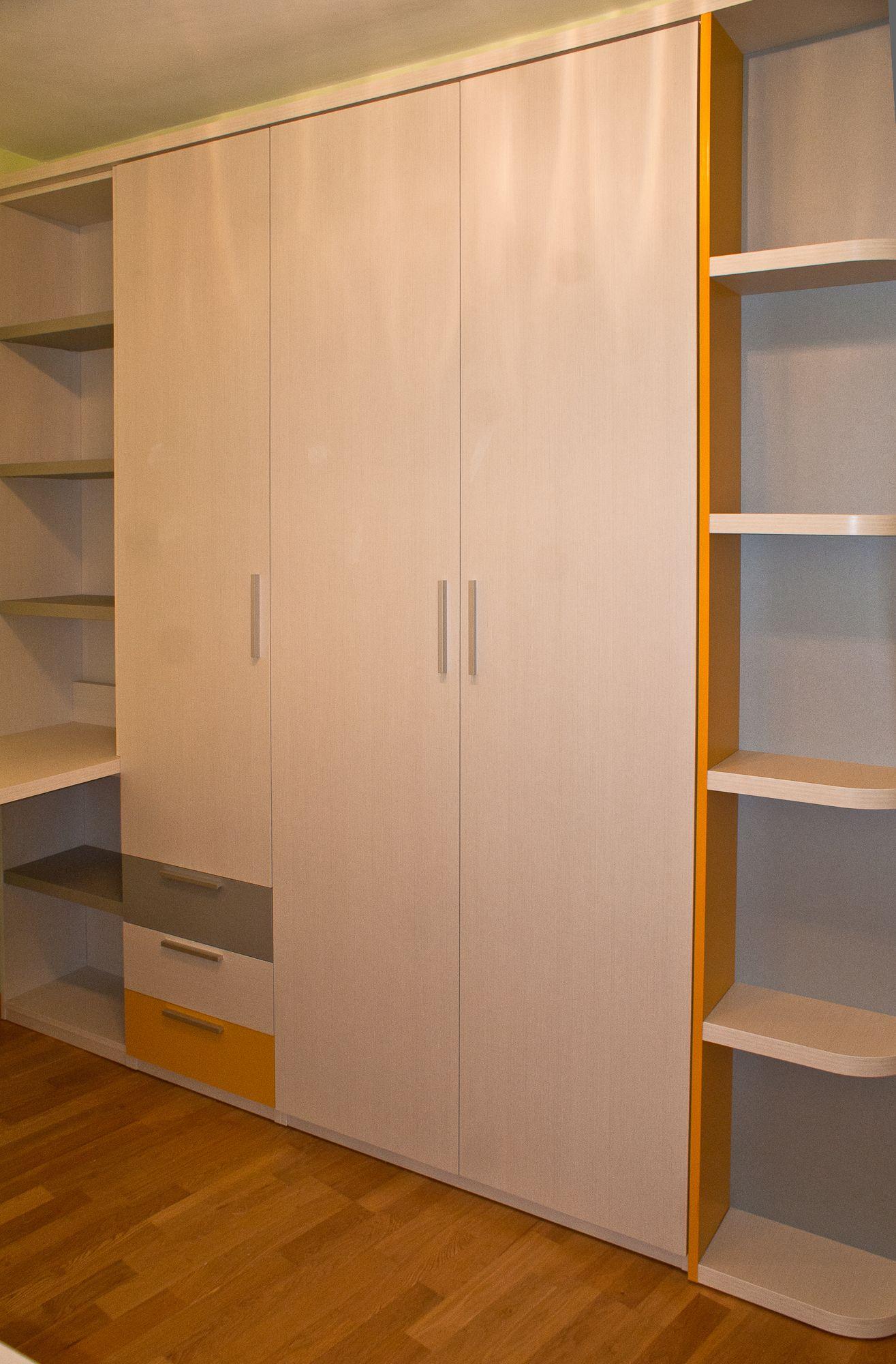 Proyecto Mueble Funcional Diseño De Mobiliario A Medida: Habitación Juvenil Moderna De Diseño A Medida. . WEB