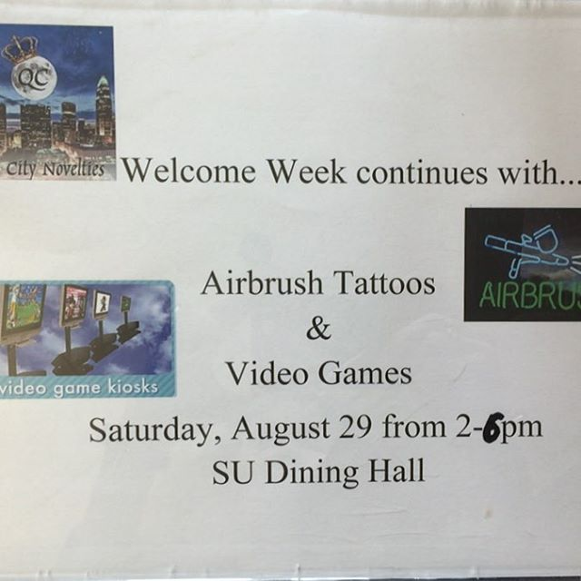 Welcome Week continues at #ccofsc ... #welcomebackcc @columbiacollegesc
