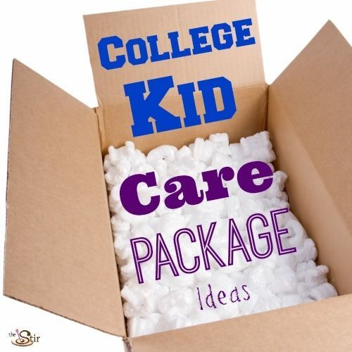 11 DIY Care Packages To Send A Little Bit Of Home Your Kid At College