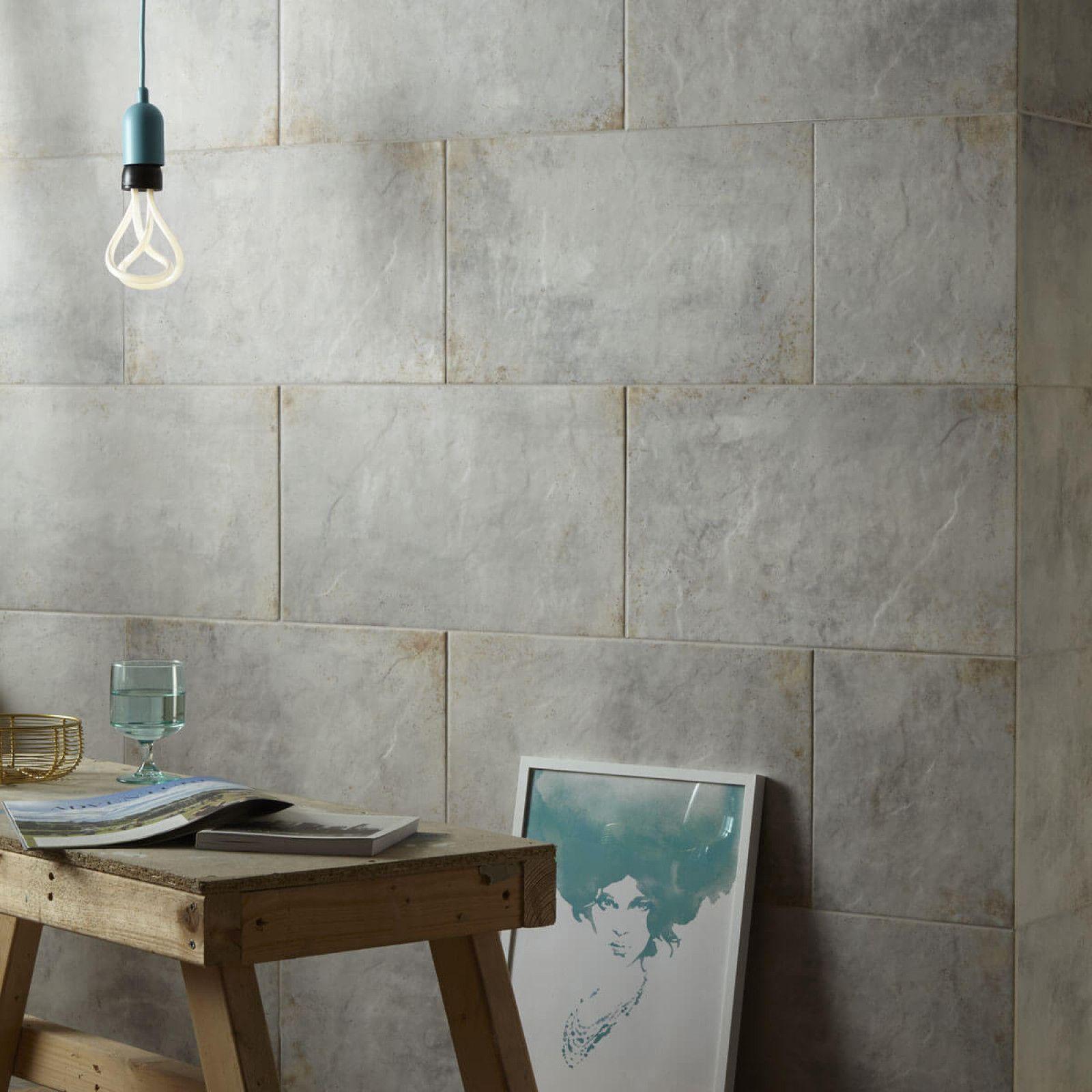 HD Steel Grey Rust Wall & Floor   50 Shades of Grey... Tiles ...