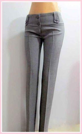 Modelos Pantalones De Vestir Dama Pantalon De Vestir Dama
