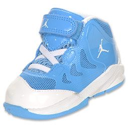 Toddler basketball, Blue jordans