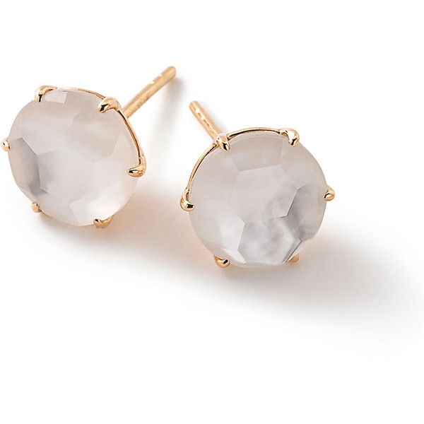 Ippolita 18k Rock Candy Round Stud Earrings 6wkeNERSan