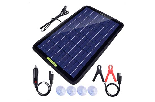 New Top 10 Best Solar Battery Chargers Reviews For 2020 In 2020 Solar Panel Charger Solar Battery Charger Solar Battery