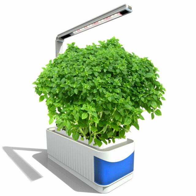 Smart Garden LED Light Tool Indoor Herb Hydroponics Grow