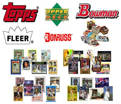 *** 2,500-3000 Sports Cards Gift Bundle ==> Valued at Over $800 - Great Gift *** Starting bid: US $39.95
