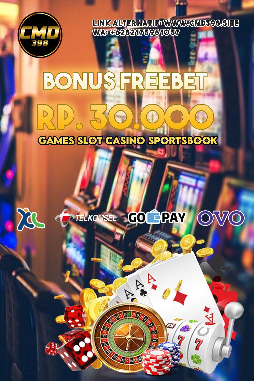 Pin Di Situs Judi Casino Online Tanpa Deposit