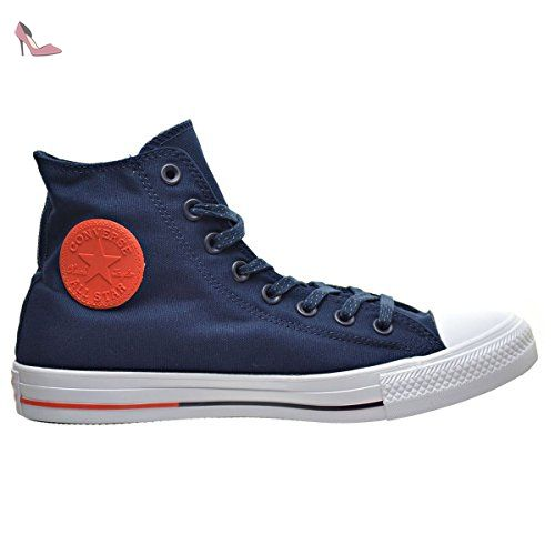 2c3593f9bf0a Converse Womens Chuck Taylor All Star Hi Counter Climate Obsidian Canvas  Trainers 39 EU - Chaussures