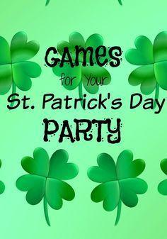 Photo of 10 Spiele für Ihre St. Patrick's Day Party, um einem Kobold zu stehlen