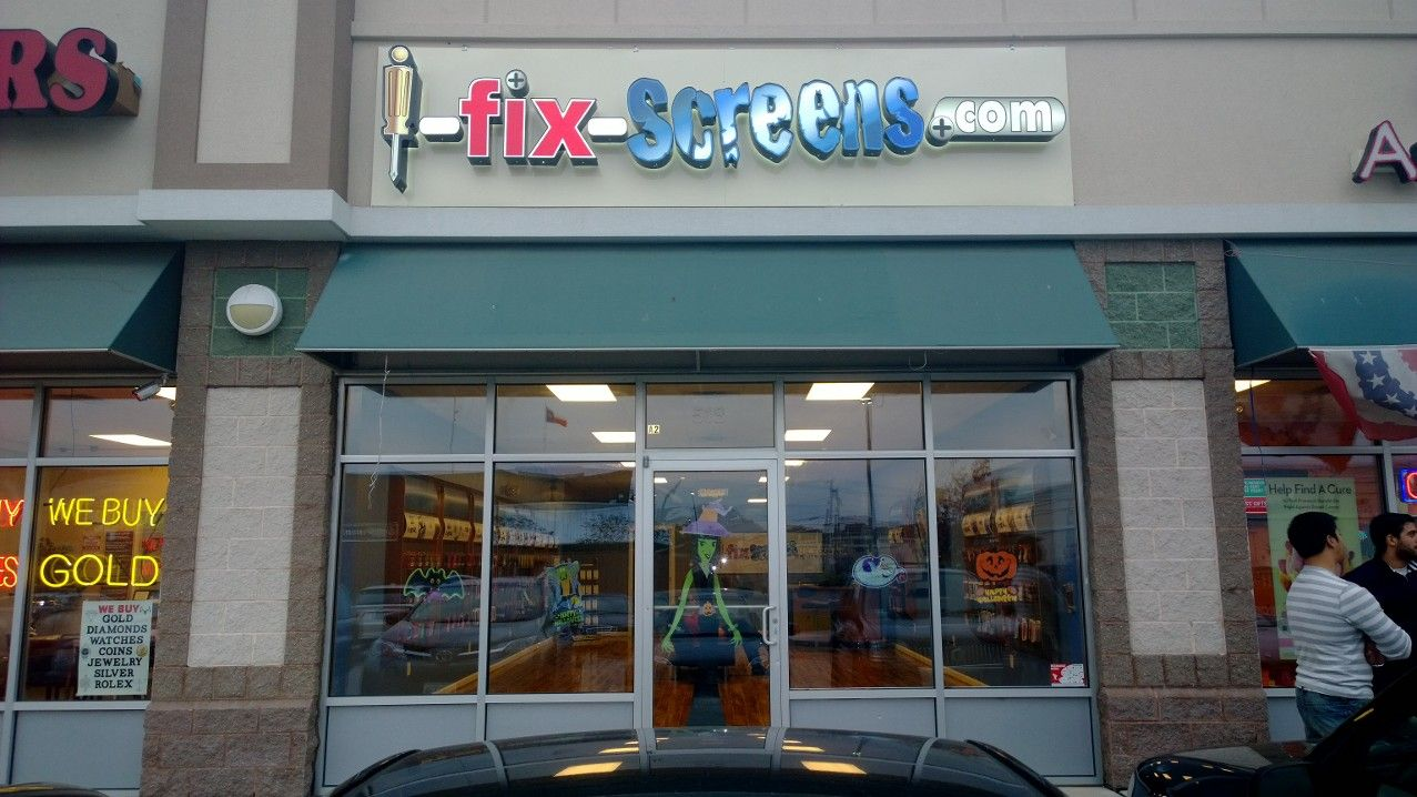 IFixScreens Locations Electronics Repair Shops Store