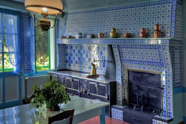 Cucine dartista: da monet alla kahlo il tour nelle case museo