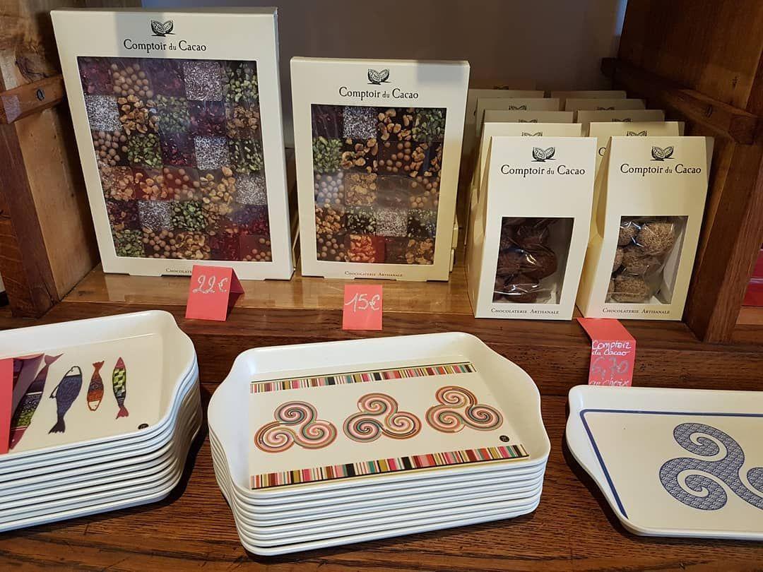 C O M P O C H O C O L A T Zesouvenir Cadeauxsouvenirs Ze Comptoir Chocolat Cacao Comptoirducacao Plateau Tray Bambou Ba Cacao Chocolat Comptoir