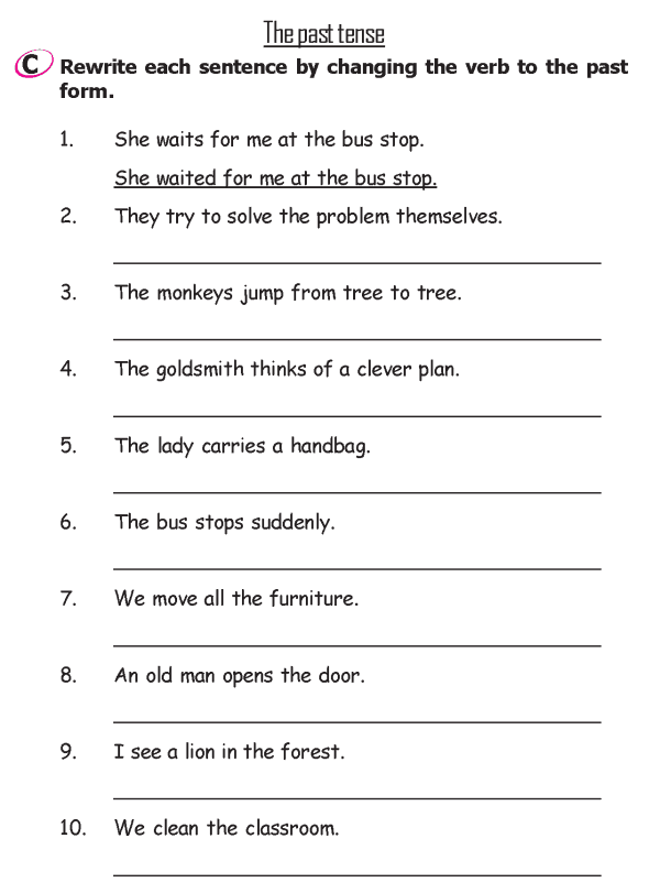 Grade 2 Grammar Lesson 14 Verbs The Future Tense 3
