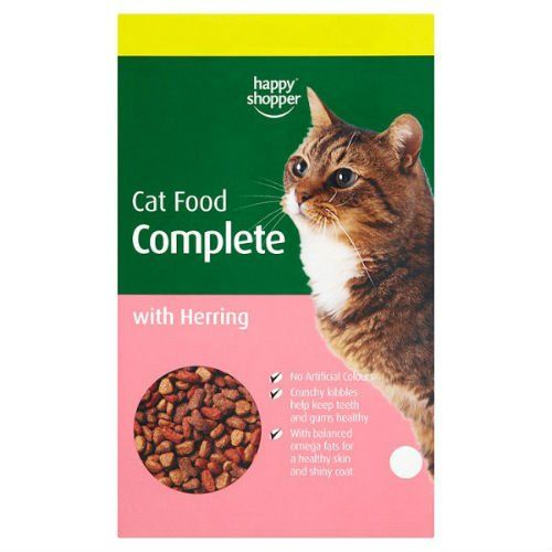 Happy Shopper Complete Cat Food With Herring 450g Case Of 8 Cat Food Chicken And Vegetables Food Animals